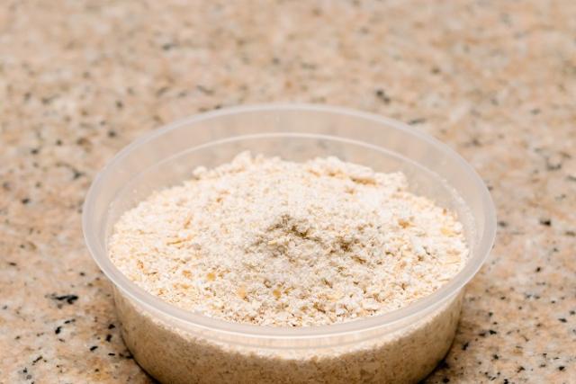 gạo yến mạch giảm cân