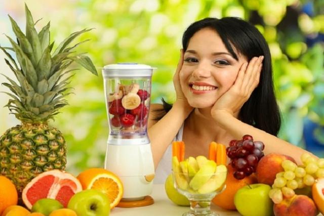 ăn nhiều trái cây để đẹp da