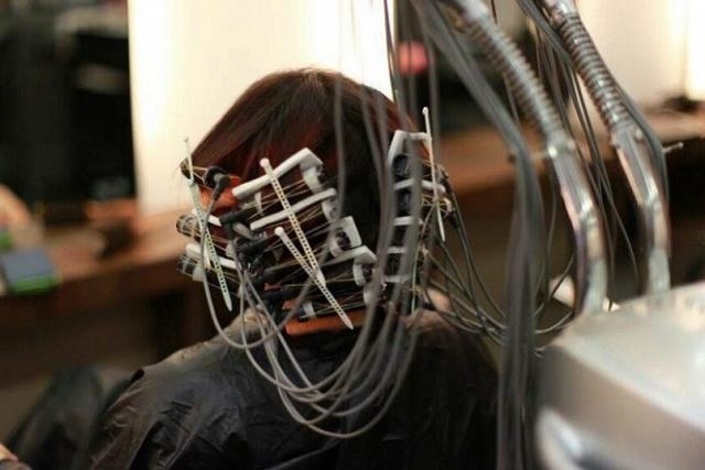 các kiểu tóc uốn kĩ thuật số
