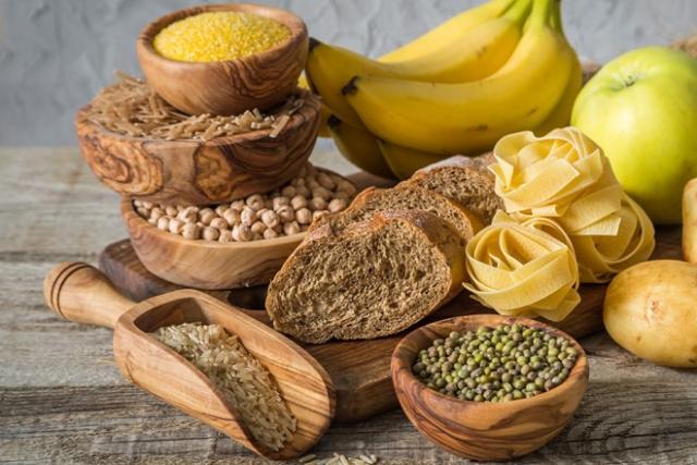 các loại thực phẩm chưa carb