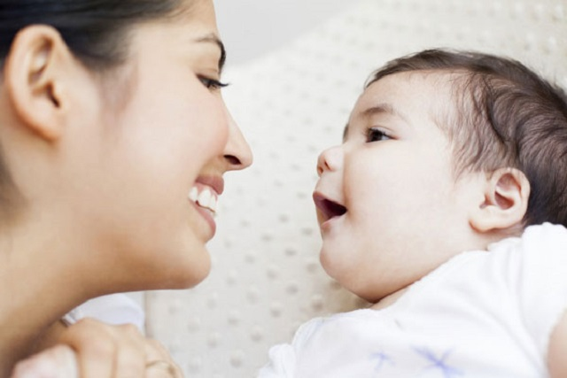 cách dạy trẻ 1 tuổi tập nói