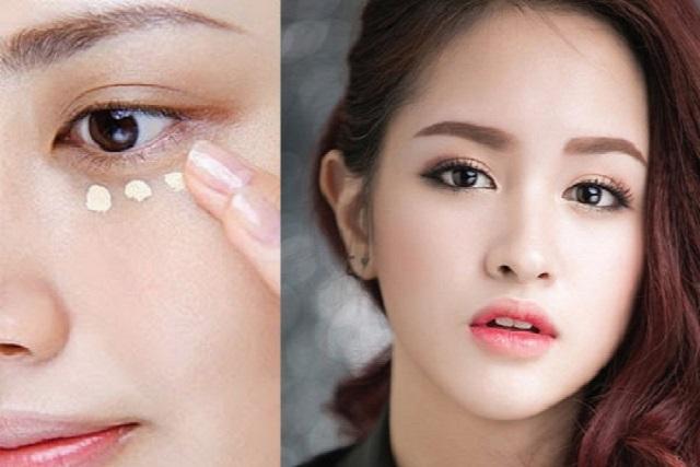 Kết quả hình ảnh cho trang điểm mắt