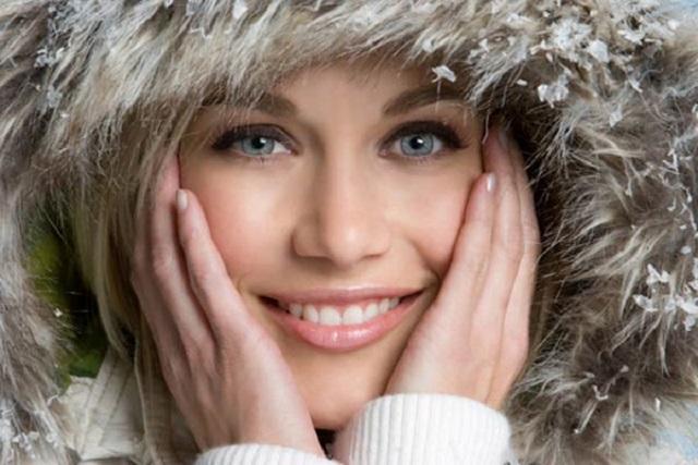 quy trình dưỡng da mùa đông