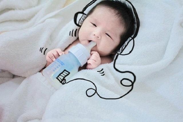 ru trẻ bằng nhạc không lời