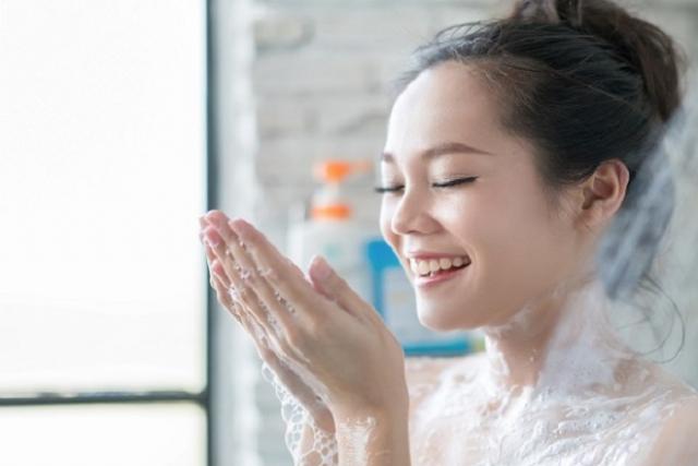 tắm rửa toàn thân