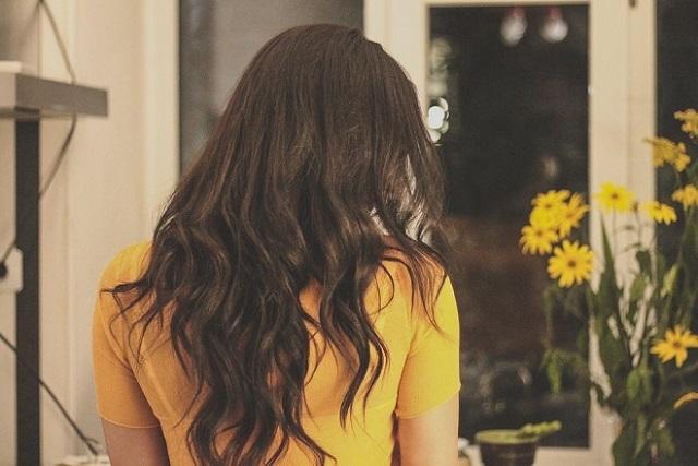 tóc xoăn sóng nước