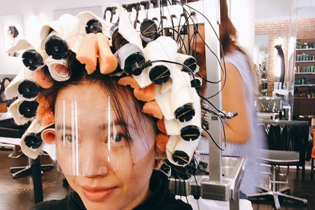 uốn tóc kỹ thuật số
