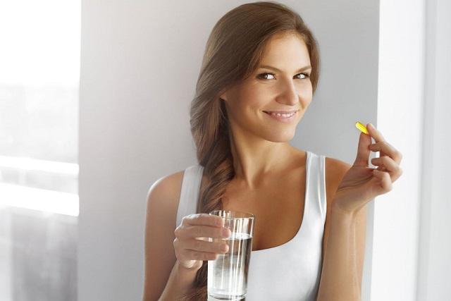 uống vitamin e