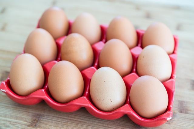 vỉ trứng gà