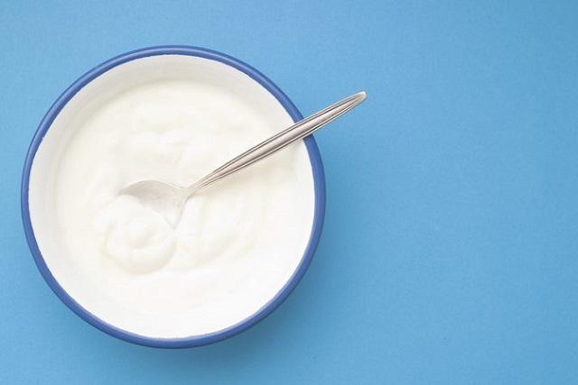 bát sữa chua