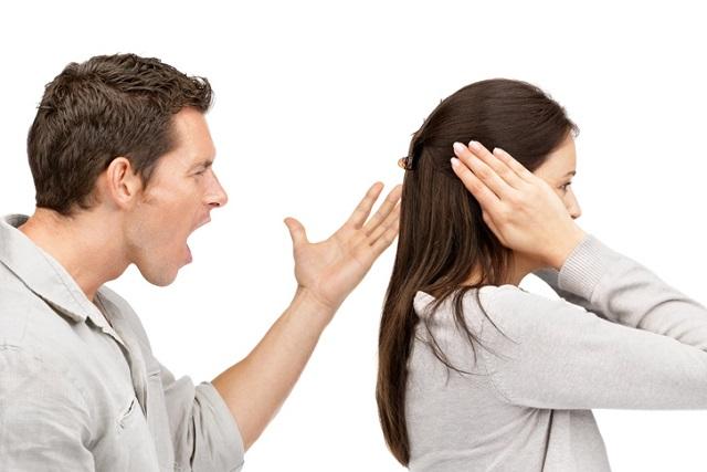 cãi nhau với bạn gái