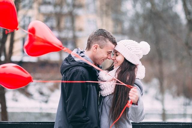 tình yêu giữa hai người