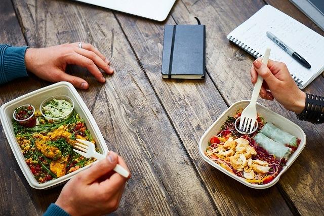 4 món ăn giảm cân ở văn phòng