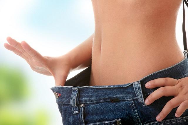 cách giảm cân tại nhà để có vòng eo thon