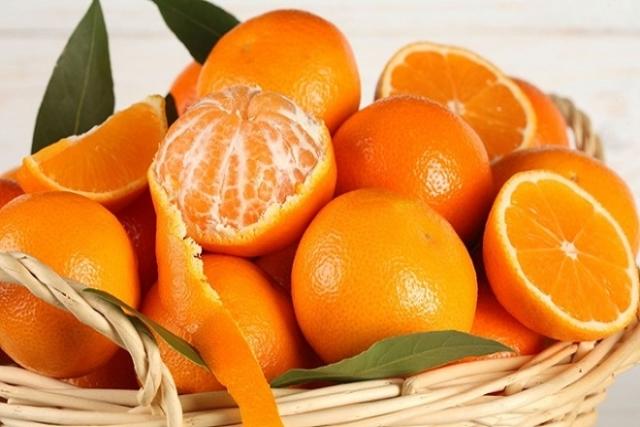 cam quýt là trái cây tốt cho phụ nữ đẻ mổ