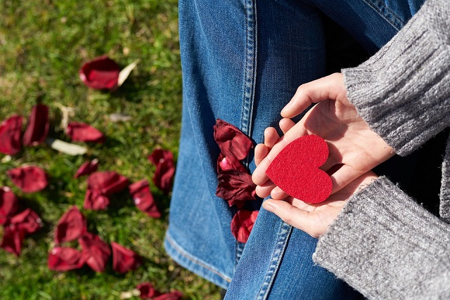 cầm trái tim