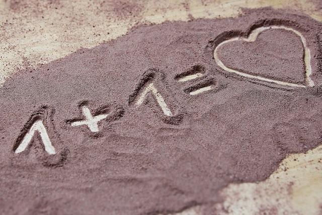 danh ngôn về tình yêu chung thủy là phép tính giữa hai người