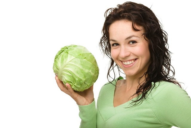 món ăn giảm cân từ bắp cải