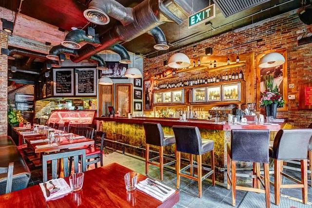 nhà hàng El Gaucho Steakhounse