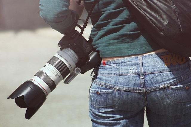 nhiếp ảnh gia nữ