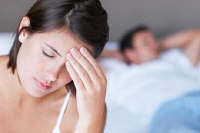 quan hệ sau khi sinh bị khô rát là rất phổ biến