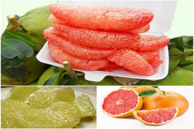 sau sinh mổ có được ăn bưởi và ăn bưởi giúp giảm cholesterol