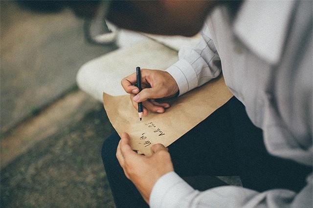 viết thư cho nhau