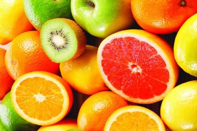 vùng kín sau sinh có mùi nên ăn nhiều trái cây họ cam