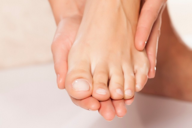 bàn chân đẹp
