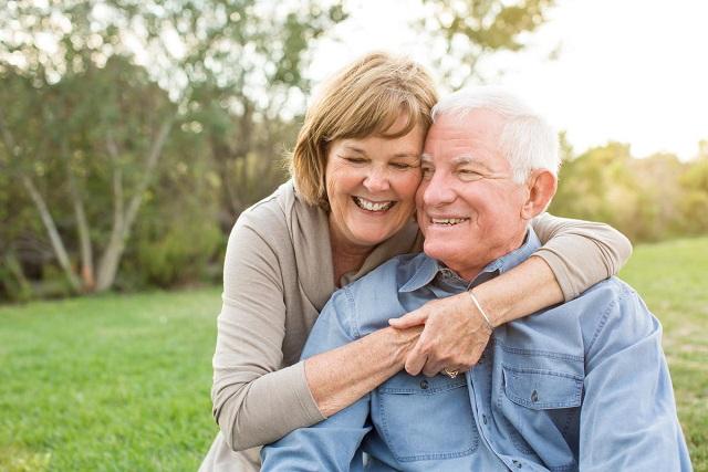 hôn nhân vàng của vợ chồng già