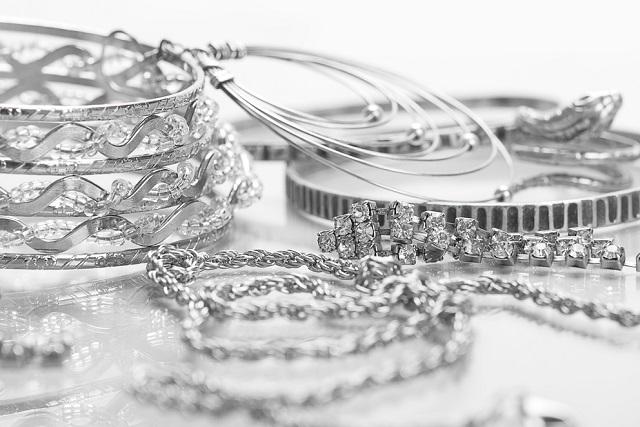 trang sức bạc