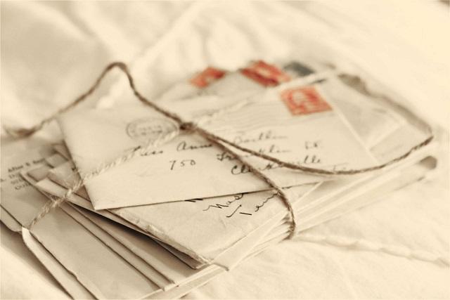những bức thư