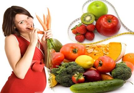 Dinh dưỡng cho bà bầu 3 tháng giữa cho bé khỏe mạnh