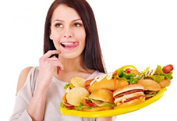Thực phẩm phụ nữ mang thai không nên ăn