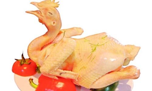 Cách buộc & luộc gà cúng giao thừa thơm ngon ngày tết