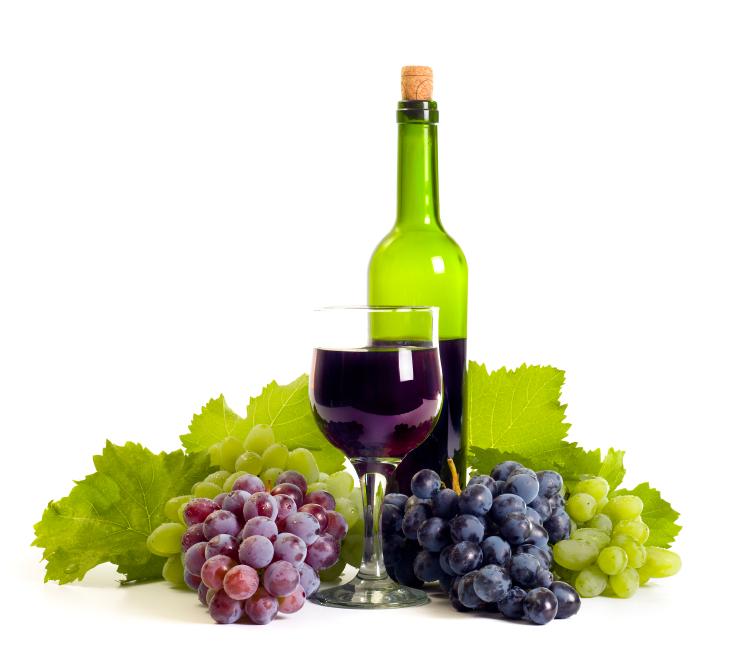 Cách làm rượu nho ngon tại nhà bằng nho rừng