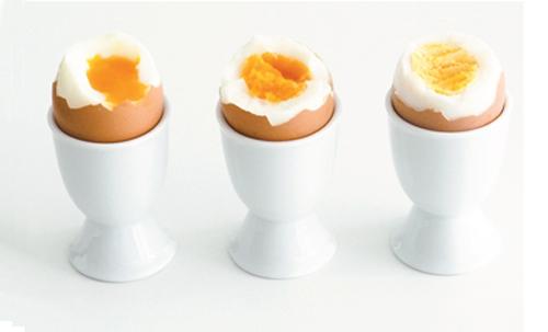 Cách luộc trứng lòng đào kiểu Nhật siêu ngon