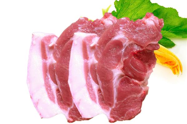 Cách nhận biết thịt heo siêu nạc chứa hóa chất với thịt heo sạch