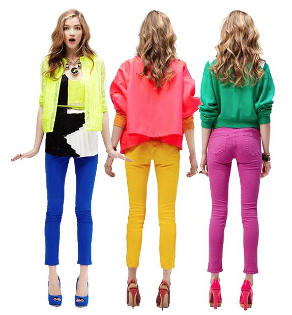 Cách phối màu quần áo theo bảng màu cho mọi tín đồ thời trang