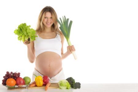 Dinh dưỡng cho bà bầu 3 tháng cuối sinh con khỏe mạnh