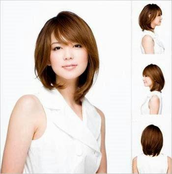 Những kiểu tóc đẹp phù hợp với khuôn mặt vuông