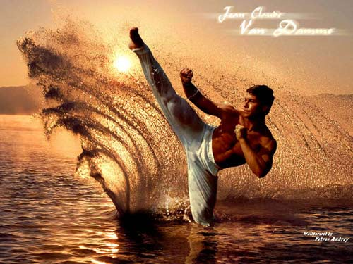 Ngôi sao võ thuật hàng đầu thế giới