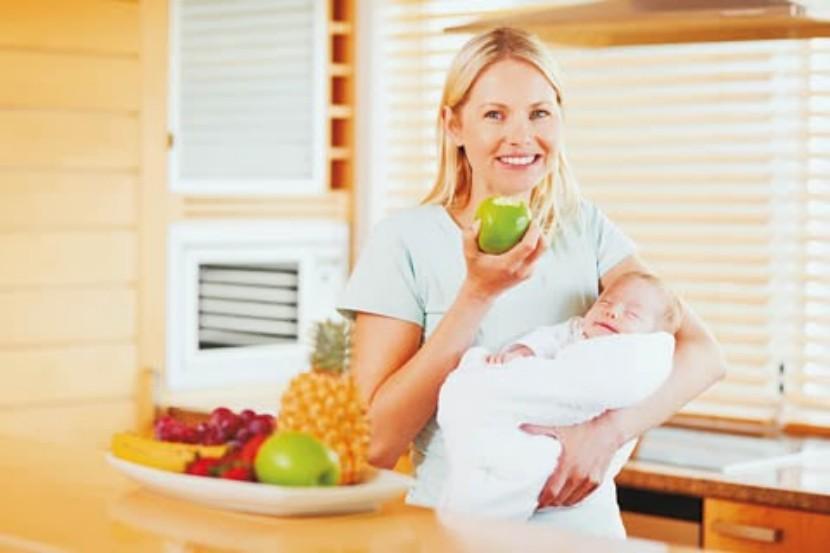 Những thực phẩm phụ nữ sau sinh không nên ăn