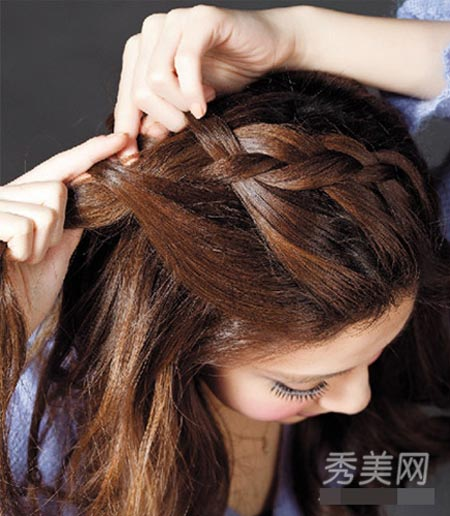 Những kiểu tết tóc đẹp nhất hiện nay
