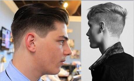 6 kiểu tóc nam vuốt ngược ra sau cá tính nhất hiện nay