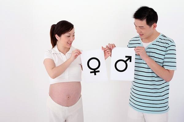 Làm sao biết mang thai con trai hay con gái?