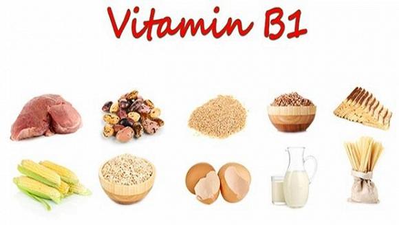 Tác dụng của vitamin B1 và vitamin B tổng hợp