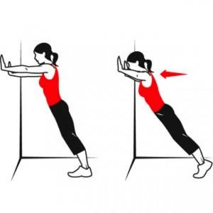 Bài tập thể dục giúp tăng vòng 1 cho nữ hiệu quả nhất hiện nay