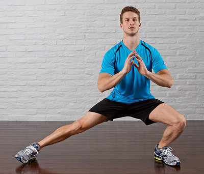 Bài tập squat cho nữ tăng kích thước vòng 3 4 phút mỗi ngày