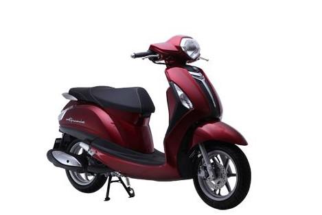Đánh giá xe Grande Deluxe của Yamaha